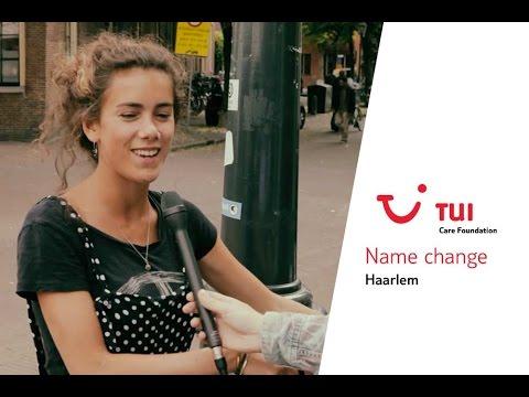 TUI Name change Haarlem