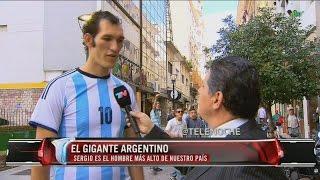 La increíble historia del Gigante argentino