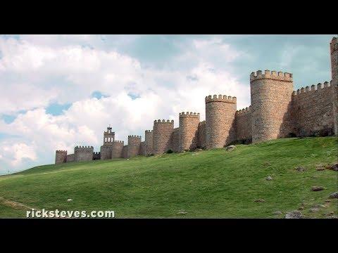 Ávila, Spain: Perfectly Preserved