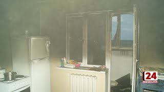 Из-за пожара в многоэтажке эвакуировали более 30 человек