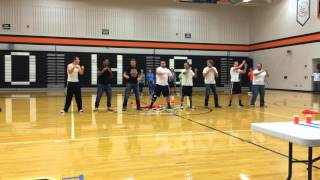 "Senior ""Macho Man"" Dance"