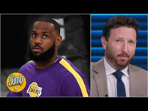 LeBron James and the Lakers are focusing on 'the big picture' - Dave McMenamin | The Jump