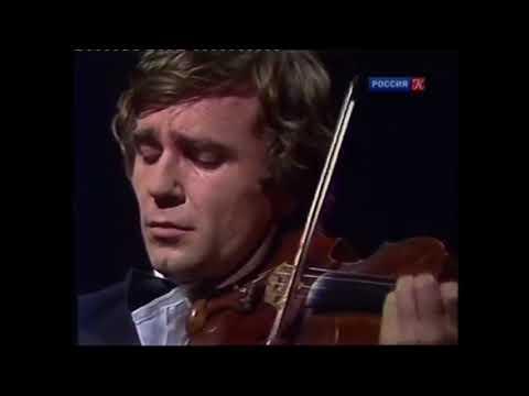 Brahms - Violin Concerto in D major Op.77. Victor Tretyakov