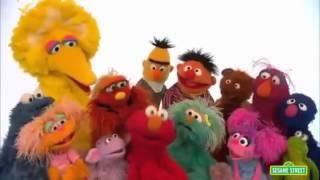 Who do you love. Sesame Street edition