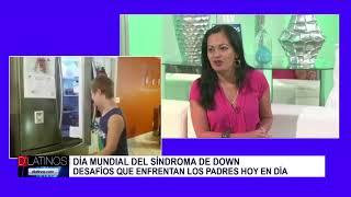 Eliana Tardío habla del día mundial del Síndrome de Down