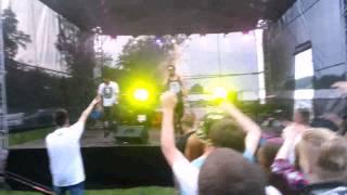 Dwa Sławy  - O sportowcu, któremu nie wyszło | Oleszyce Rap Festiwal 2015 | 27.06.2015