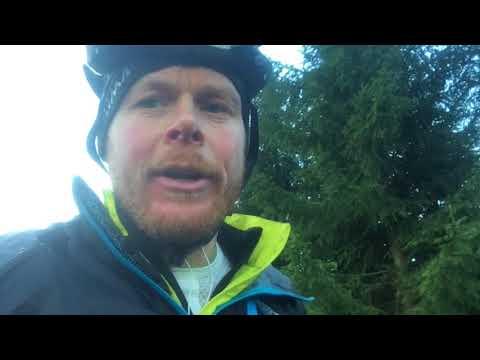 Cykelträning på vintern