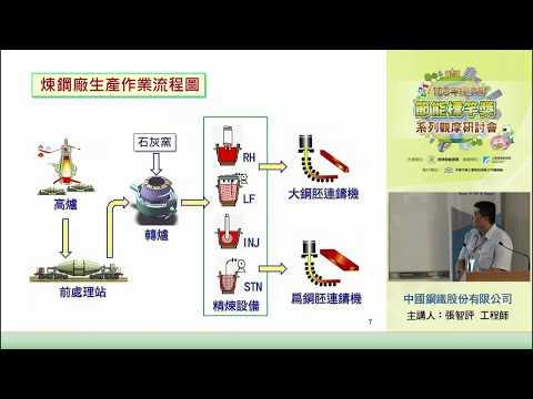 【2019節能觀摩會】中國鋼鐵股份有限公司 節能標竿案例分享