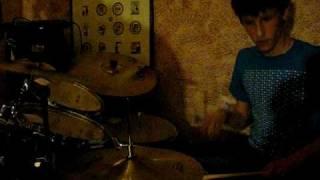 GOD BLESS YOU Band...Live concert....drum side