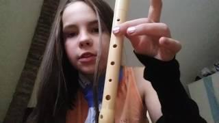 """Musica na flauta """"o que aprendi"""""""