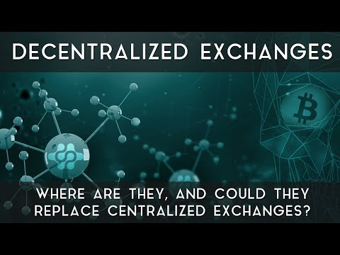 Decentralized Exchanges | Can they replace traditional exchanges?