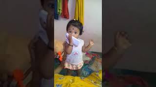 My cuty baby Ridhima