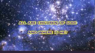 UNIVERSE IN DISENCHANTMENT - GOD!