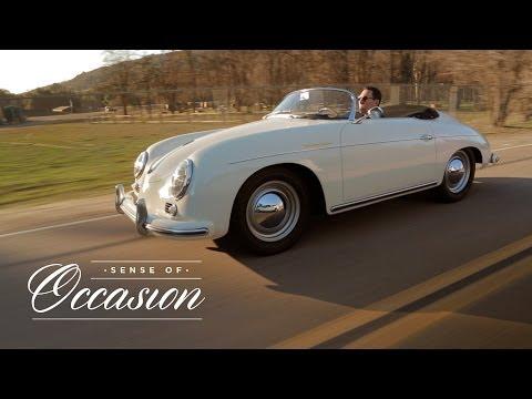 Download Video Driving A Porsche 356A Speedster Is A Sense Of Occasion