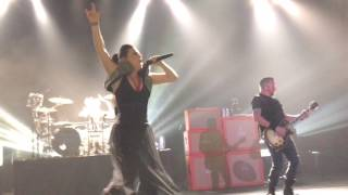 Evanescence - Everybody's Fool (Live in Brasília 04-20-17)