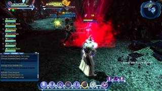 DCUO Dont Wake the robots in Nexus feat