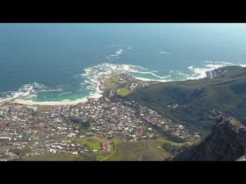 Josh/EJ – Table Mountain in Cape Town, South Africa Hike #35