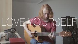 Justin Bieber - Love Yourself - Fingerstyle Guitar Cover by James Bartholomew