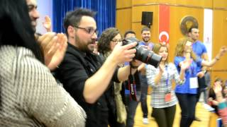 Oğuzhan UĞUR Söyleşi Sonrası Eğlence - 3.OMÜ Gençlik Kültür-Sanat Festivali