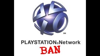 EXPLICATION: BAN DU PSN/LIVE ECT !!