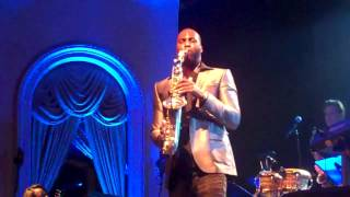 Eric Darius and Oleta Adams Perform If I ain't got You Live At The Napa Valley Jazz Getaway   YouTub