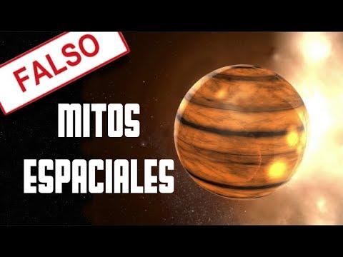 MITOS ESPACIALES