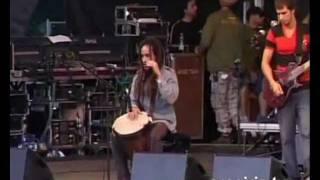 Ponto de Equilibrio - Carnal Mind (Live at Rototom Sunsplash 2008)
