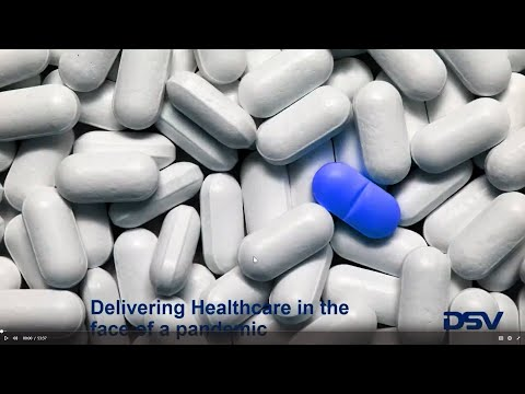 Responding to COVID-19: The impact on heathcare supply chains during and post COVID-19