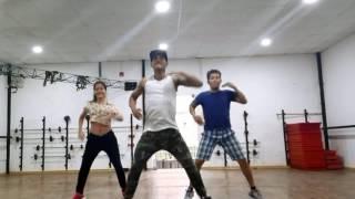 Hula hoop - coreografia Eli Vela (Zumba Fitness)