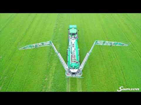 SAMSON SHB4 med 36 meters vingbredd