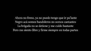 BARDERO$ • SALUD   LETRA