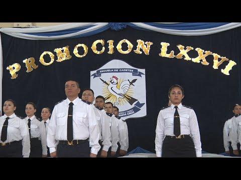 """""""Marca un nuevo momento de la formación de nuestros hombres y mujeres policías"""""""