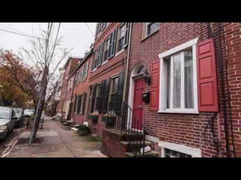 130 Catharine St- Queen Village 2BD/2.5BA 3-Story Home