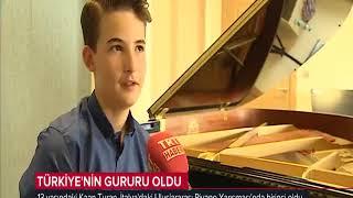 TRT HABER - Kaan Türkiye'nin gururu oldu - 5 EYLÜL 2017