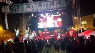 B.O.B WOODFEST ATLANTA FEAT. SEVYN STREETER 2015