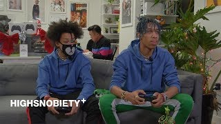 "Ayo & Teo, CJ Fly, & Kirk Knight Wild Out on Final Episodes of ""Pushing Buttons: The Mixer Edition"""