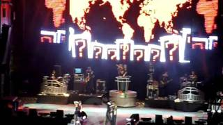 The Black Eyed Peas - Where Is The Love - Live in Lisbon 30.05.2010