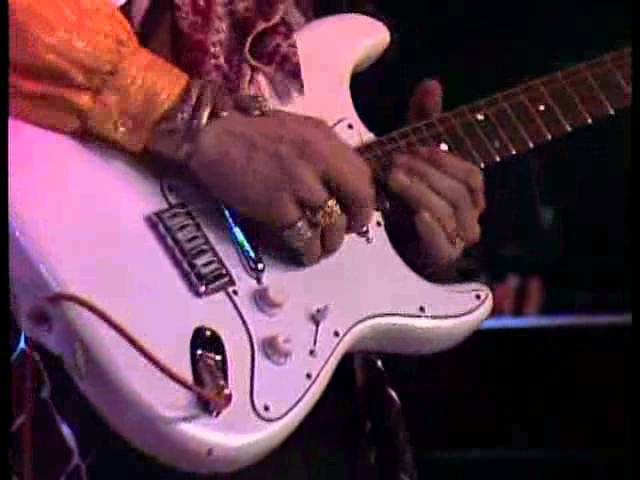 Video oficial de Stevie Ray Vaughan en el Festival de Jazz de montreux