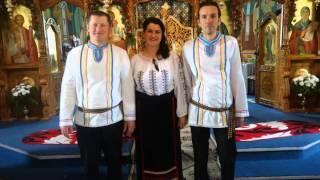Grupul Vocal Accord - Aliluia, Marire Tie (CD - LITURGHIA ORTODOXA)