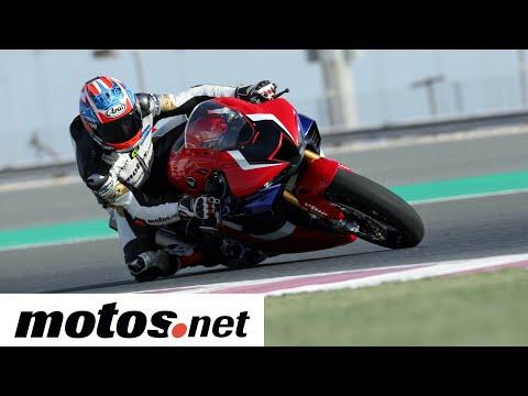 Honda CBR1000RR-R Fireblade SP | Presentación / Primera prueba / Test / Review en español HD