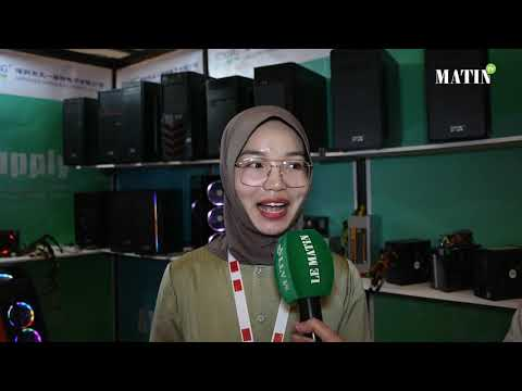 Video : Salon China Trade Week Morocco: La parole aux exposants