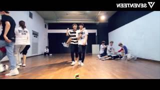 SEVENTEEN(세븐틴) - 아낀다(Adore U) 안무영상 거울모드 (mirrored dance practice)