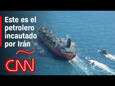 Esto es lo que sabemos del buque petrolero incautado por Irán