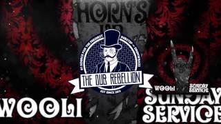 Wooli x Sunday Service - Horns Up