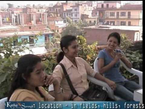Katha Mitho Sarangiko team in Surkhet