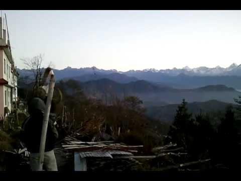 morning view of Chisapani – Nepal