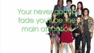 Make It Shine - Victorious Theme Song (lyrics on screen + description)