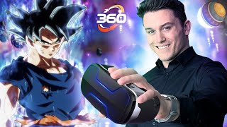 DRAGON BALL SUPER - TOURNAMENT OF POWER IN 360