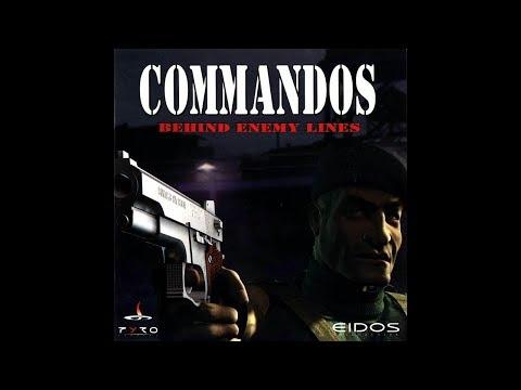 BITeLog 0083.4: Commandos: Behind Enemy Lines (Europa Central, Misiones 16-20) (PC) LONGPLAY