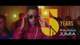 Beatballer - La Fiesta #JUMIAis5  Official Video (Directed by Thierry Kamdem)